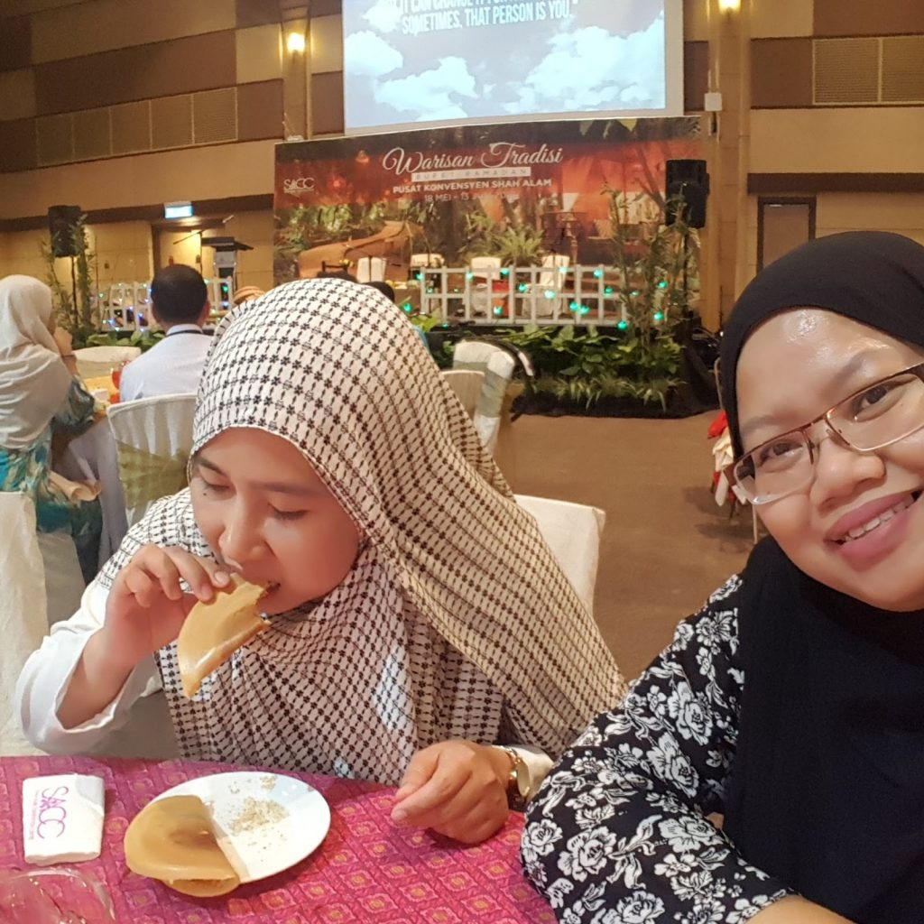 Buffet Ramadhan 2018 Shah Alam Convention Centre