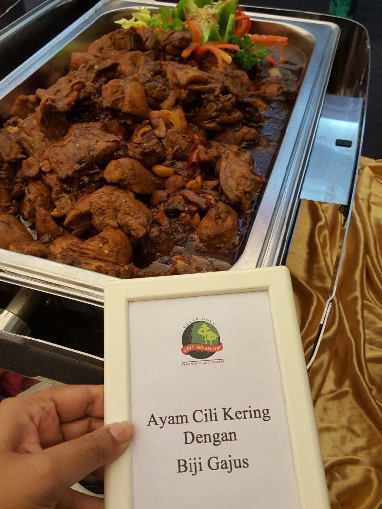 Buffet Ramadhan 2018 Kelab Golf Seri Selangor