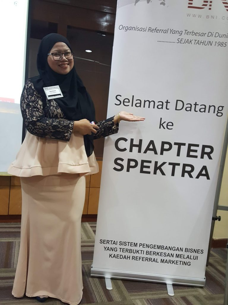 Marketing Manager Kami Yang Bernama BNI Spektra