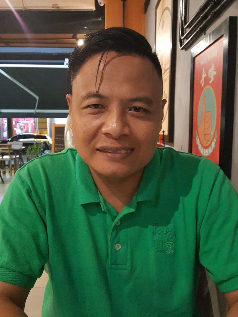 Happy Birthday Husband! 6 Jan 2019