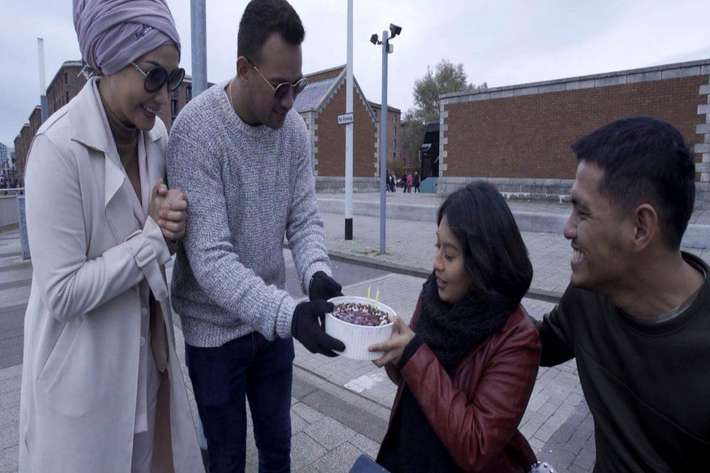 Filem WANGI Lakonan Erra Fazira dan Sharnaaz Ahmad