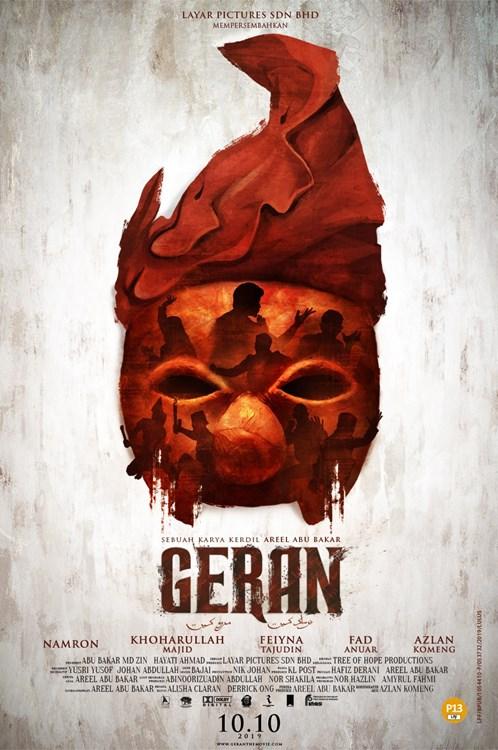 Review Filem : GERAN - Orang KEDAH mesti tonton