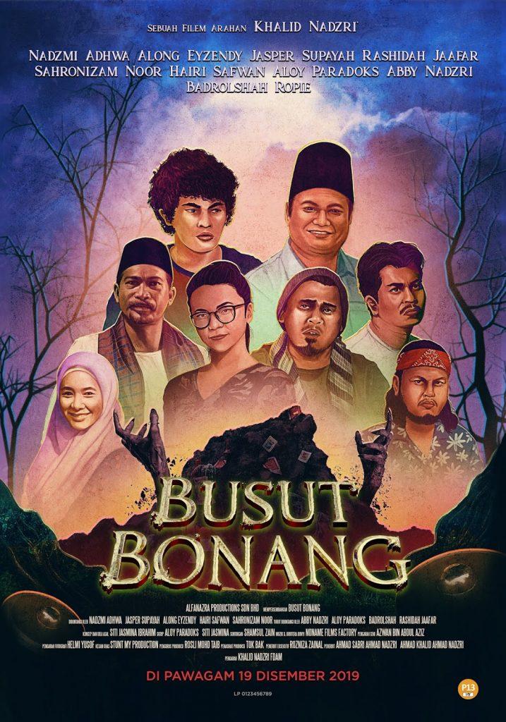 Review Filem BUSUT BONANG