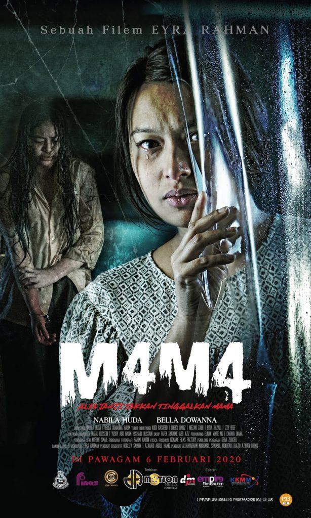 Review Filem M4M4 (MAMA)