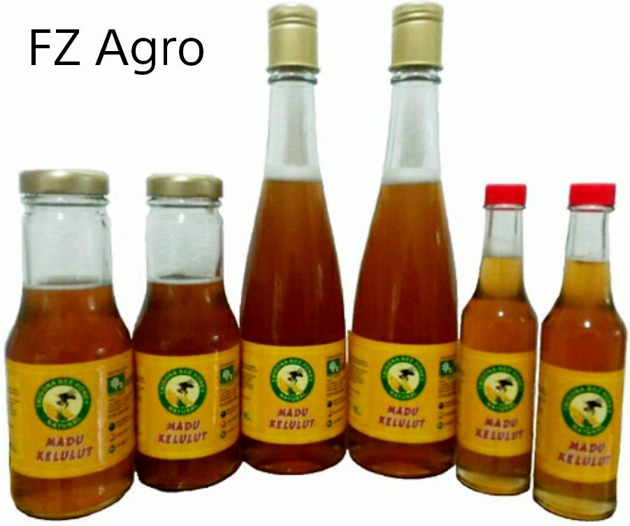 Pembekal Madu Kelulut Perak Trigona Bee Honey
