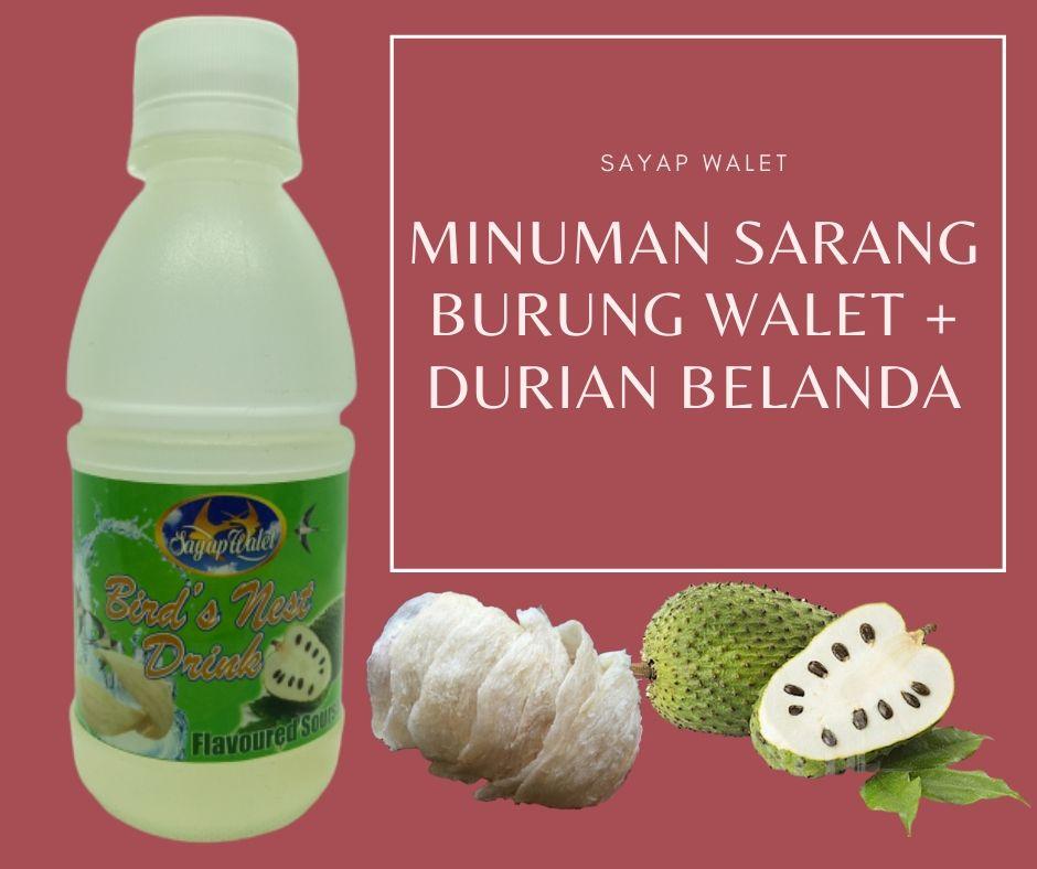 Produk Sarang Burung Walet Malaysia Usahawan PeDAS