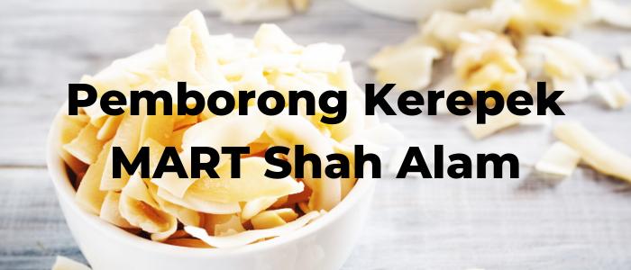 Pemborong KerepekMART Shah Alam PeDAS