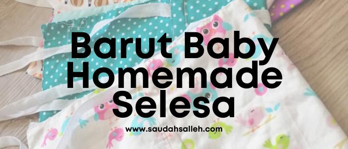 Barut Baby Homemade Selesa Anis Kissmiss PeDAS