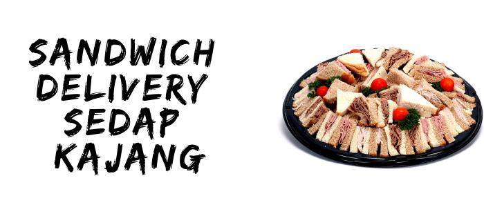 Sandwich Delivery Sedap Kajang Usahawan PeDAS