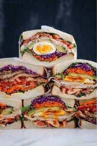 Resepi Sandwich Wanpaku Rendah Kalori