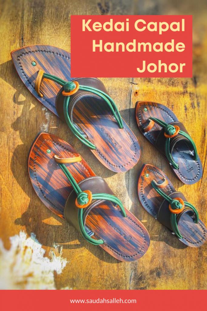 Kedai Capal Handmade Johor