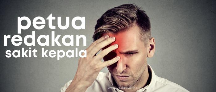 Petua Redakan Sakit Kepala dari Zana Therapy Oil Usahawan PeDAS