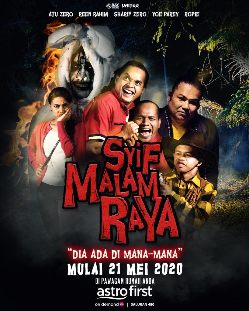 Review Filem Syif Malam Raya