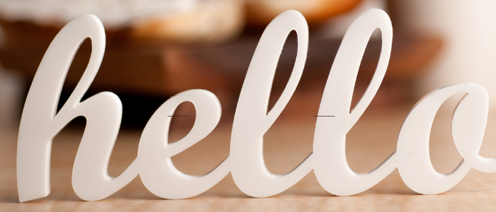Hello dan menulis tentang DIET